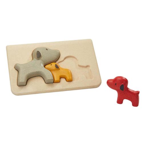 Plan Toys - Kutya kirakó
