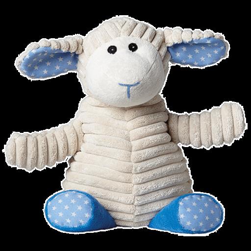 Warmies levendulás, mikróba tehető juh kisbabáknak – kék