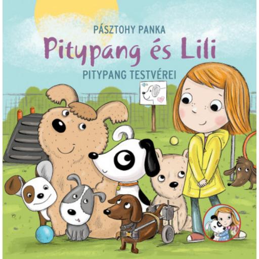Pitypang és Lili - Pitypang testvérei
