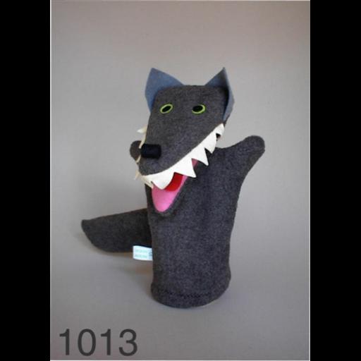 Kesztyűbáb - Farkas