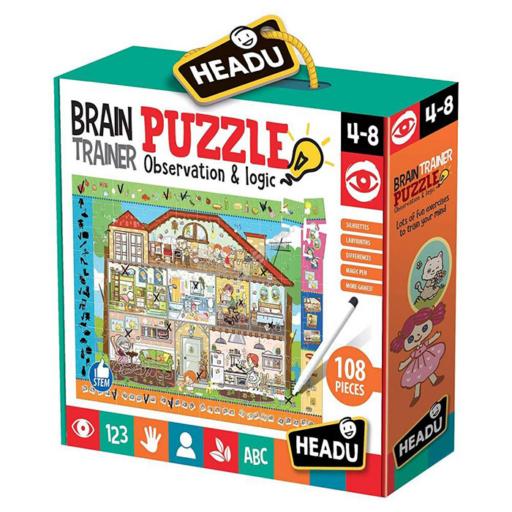 Puzzle - Agytorna