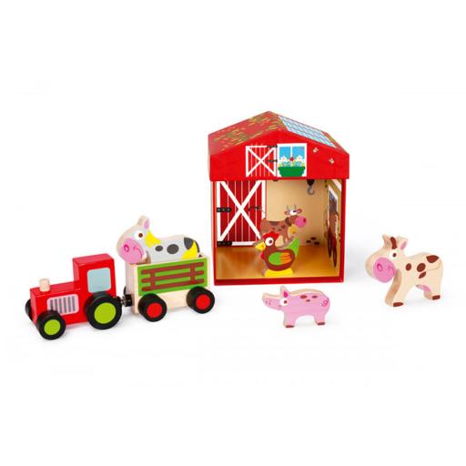 Játék box - Farm