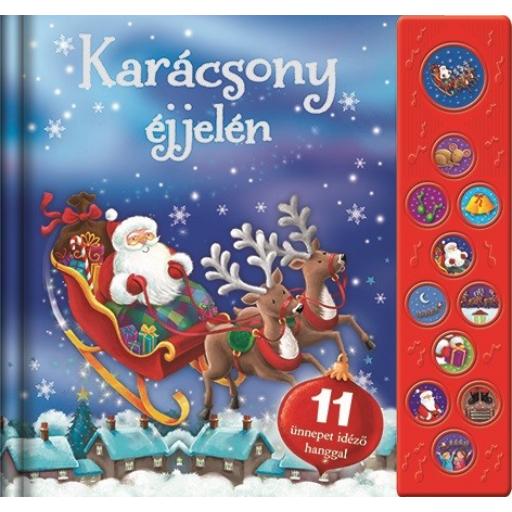 Karácsony éjjelén könyv hanggal