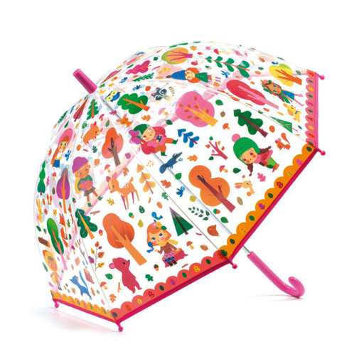 Djeco - Esernyő - Erdő