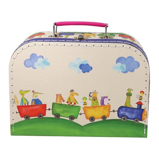 Kisbőrönd - vonatos