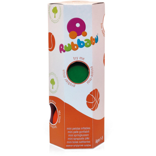 Rubbabu - Mini érzékelő labda szett
