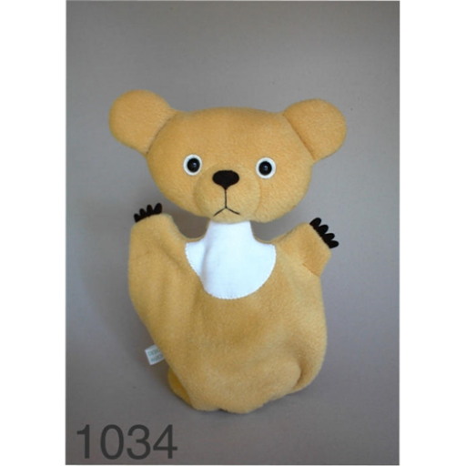 Kesztyűbáb - Medve