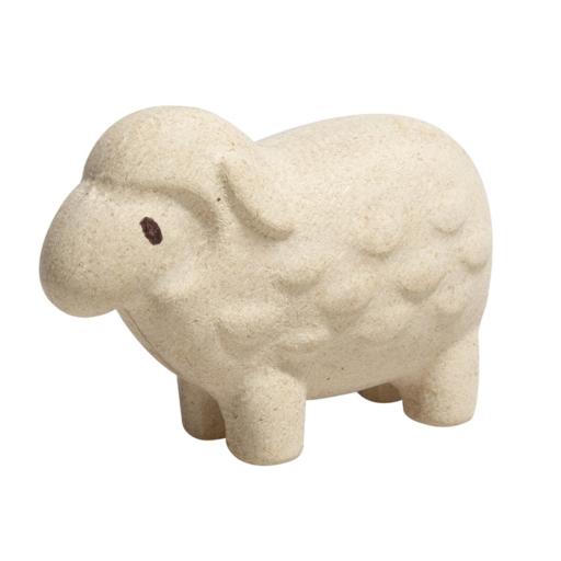 Plan Toys – Bárány - kis fa állatfigura