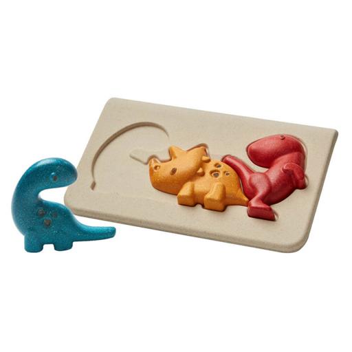 Plan Toys - Dinó kirakó