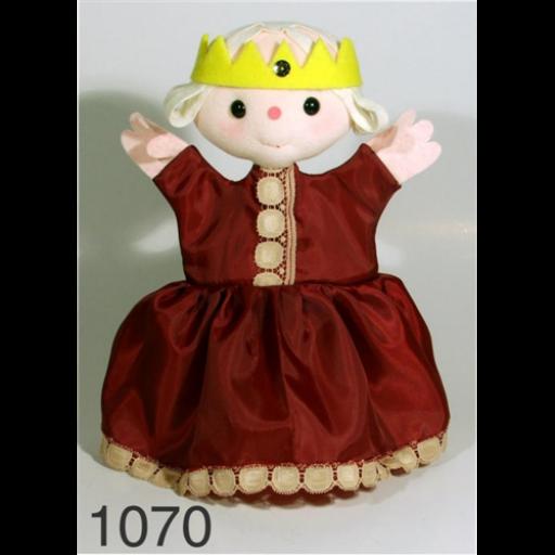 Kesztyűbáb - Öreg királyné