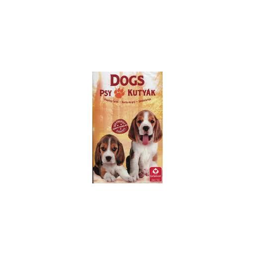 Kedvenceink a kutyák 4 az 1-ben kártyajáték
