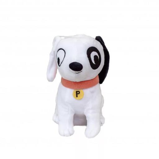Pitypang és Lili - Pitypang plüss kutya - 25 cm