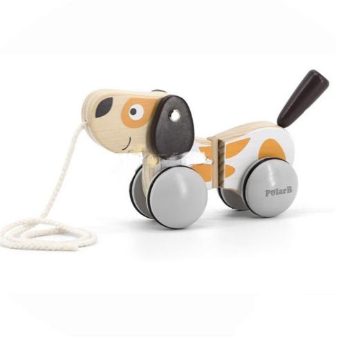Húzogatós játék - kutya