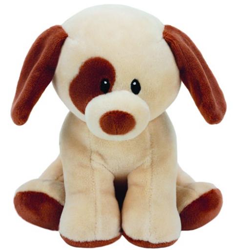 Baby plüss figura - kutya - 24 cm