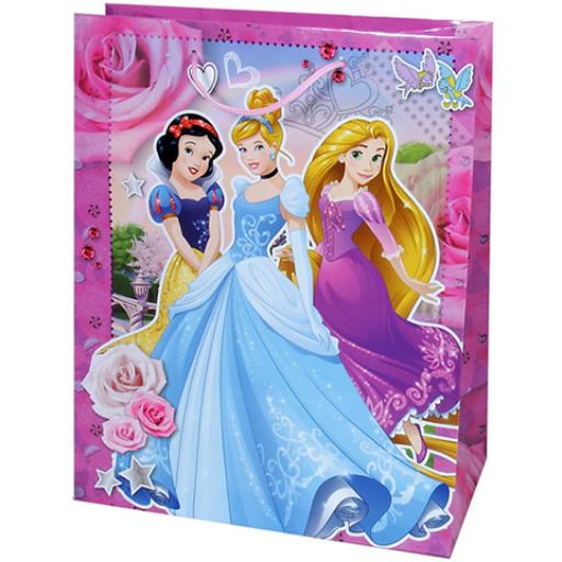 Disney hercegnők közepes ajándéktáska