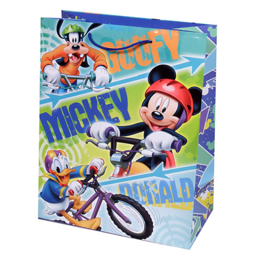 Mickey és barátai közepes méretű ajándéktáska