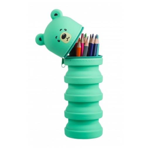 Nebulo - Maci szilikon tolltartó