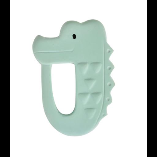 Tikiri - Krokodil rágóka természetes gumiból