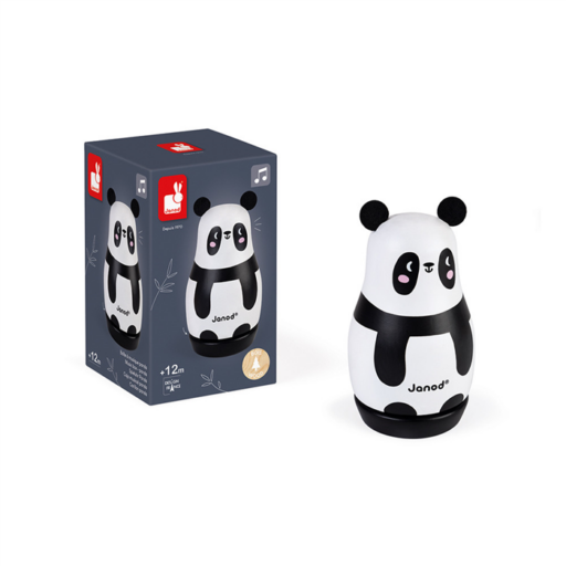 Janod - Zenedoboz - Panda