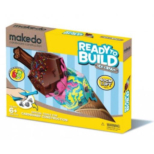 """Makedo -""""Ready to Build"""" - Fagyi"""