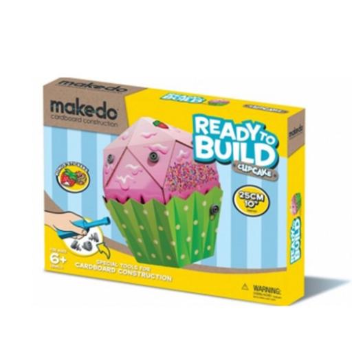"""Makedo -""""Ready to Build"""" - Süti"""