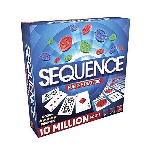 Sequence - társasjáték