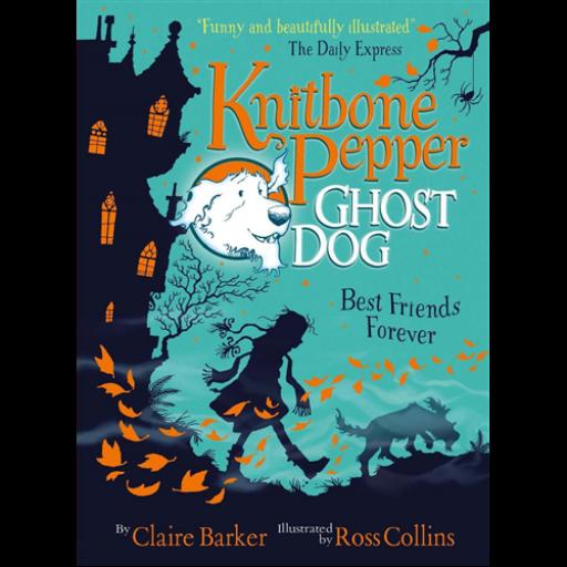 Knitbone Pepper Ghost Dog Best Friends Forever