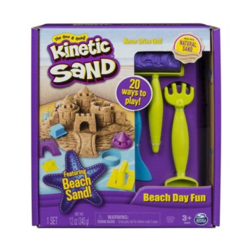 Kinetikus homok - Homokgyurma beach day szett
