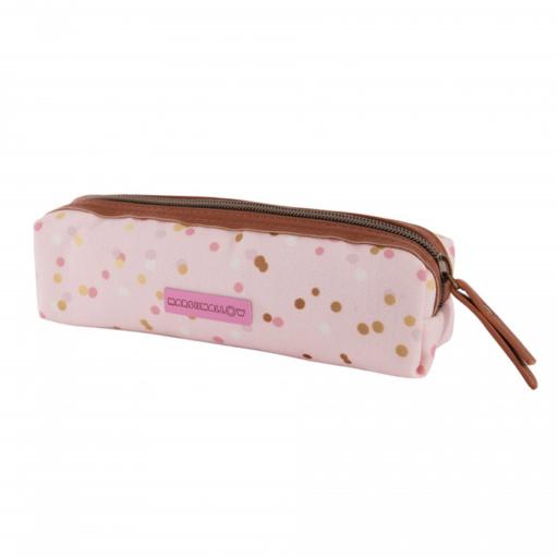 Tolltartó - Marshmallow rózsaszín