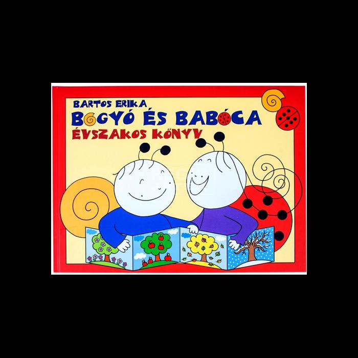 Bogyó és Babóca - Évszakos könyv