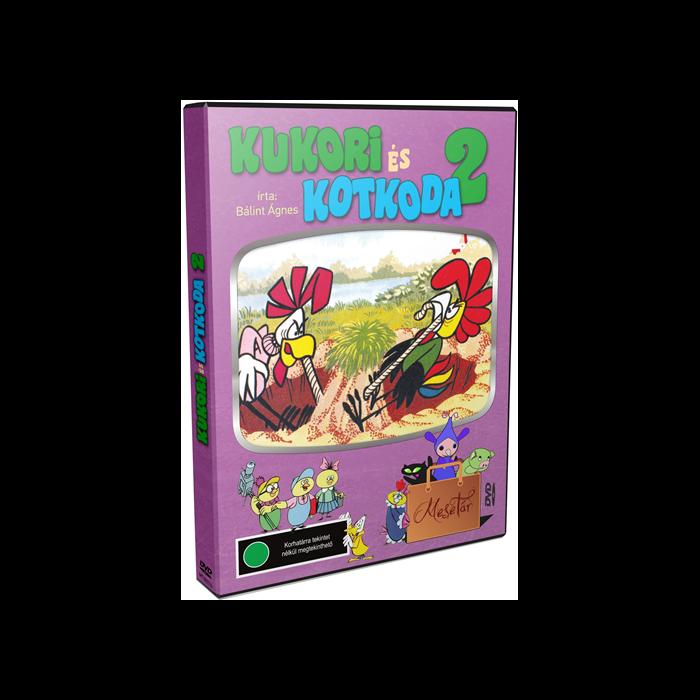 Kukori és Kotkoda 2. DVD
