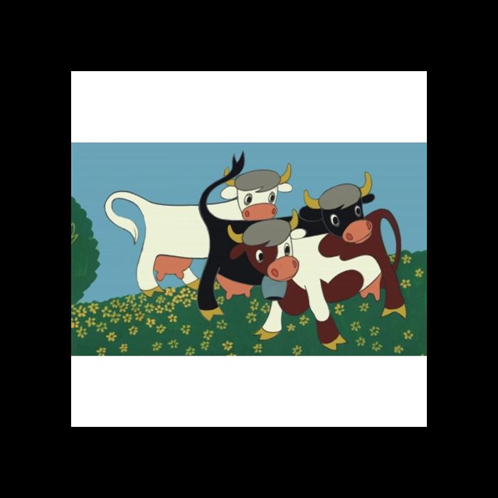 Diafilm - A török és a tehenek
