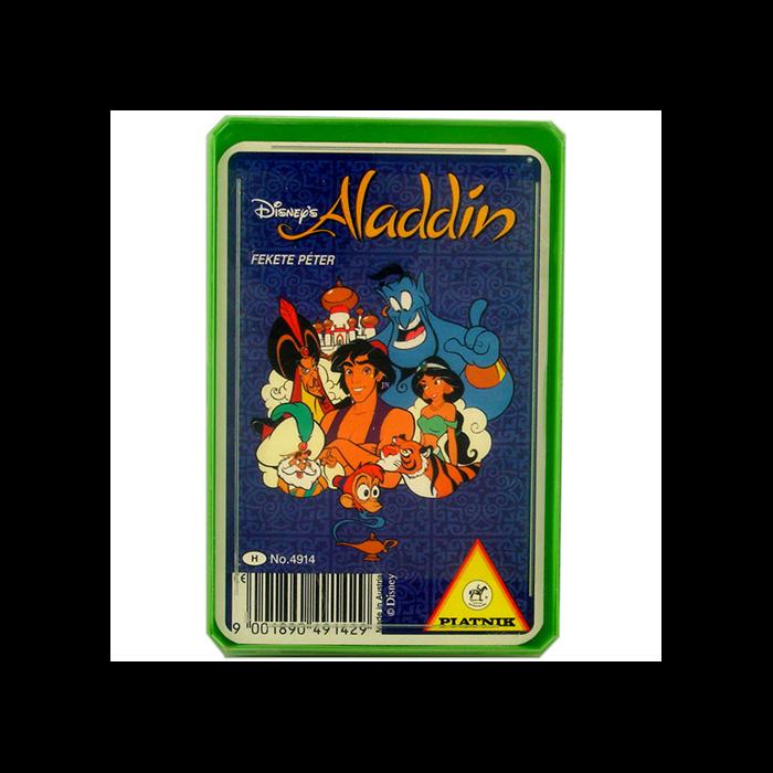 Aladdin - Fekete Péter kártyajáték