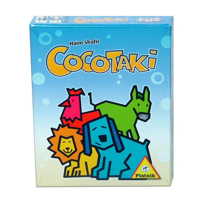 Cocotaki kártyajáték