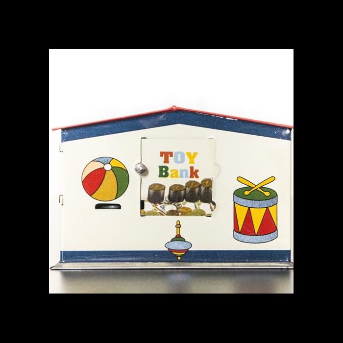 Házikó Persely - Toy Bank