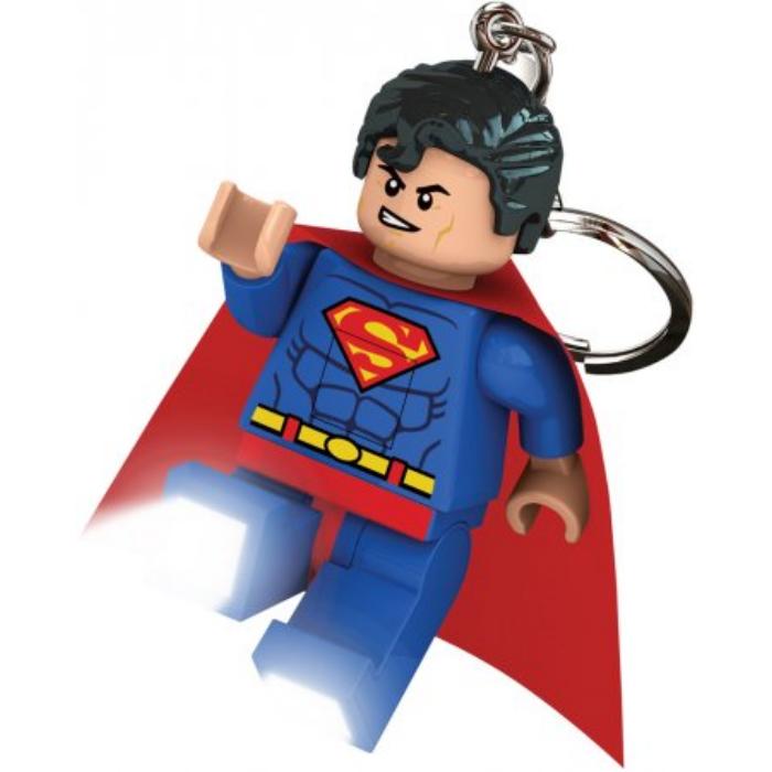 LEGO - Superman - Világítós kulcstartó