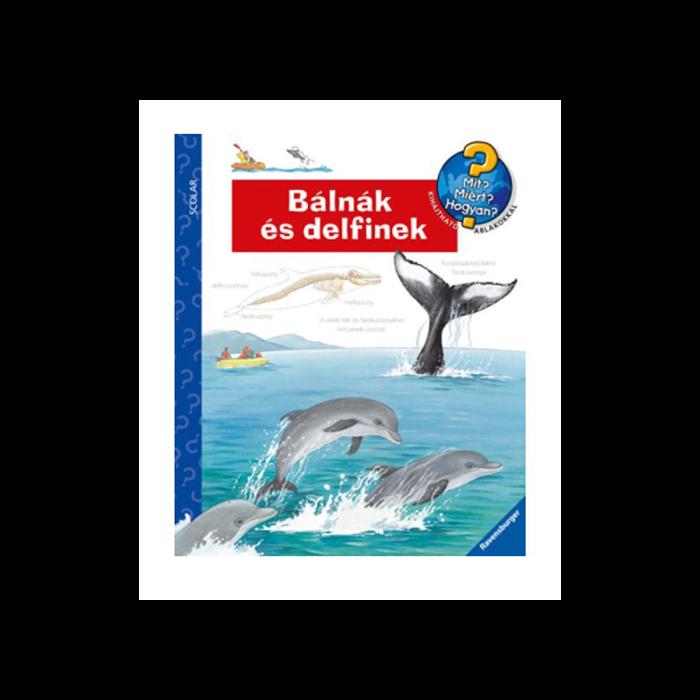 Ravensburger - Bálnák és delfinek