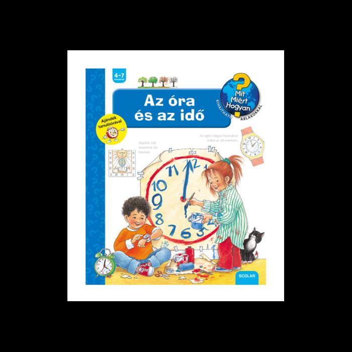 Ravensburger - Az óra és az idő