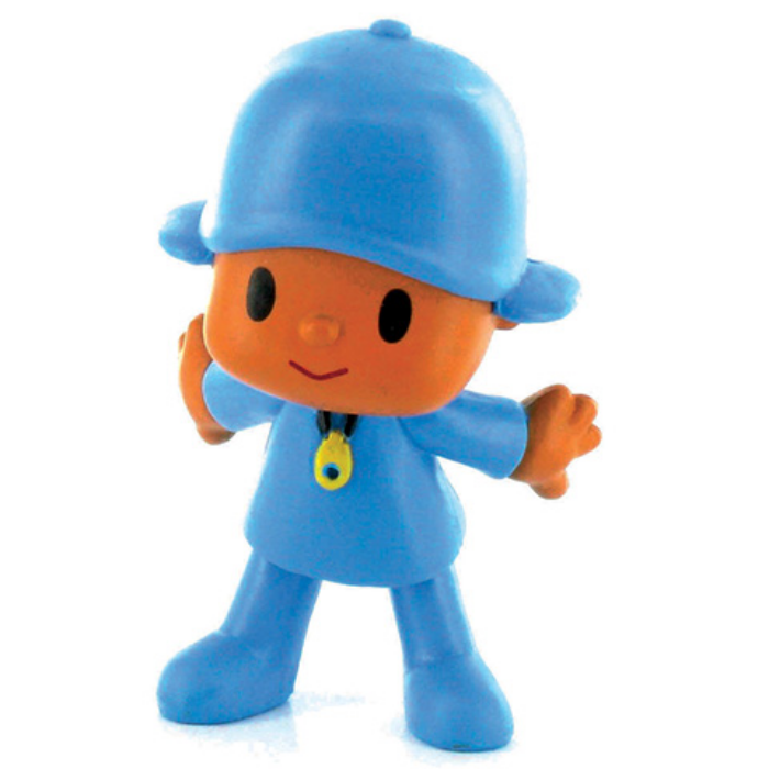 Comansi - Pocoyo tárt karokkal játékfigura