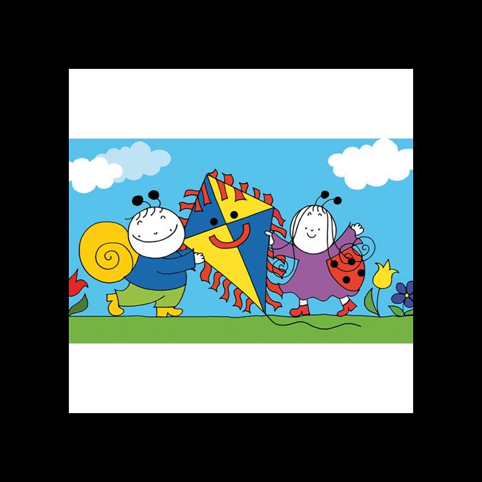 Diafilm - Bogyó és Babóca - A papírsárkány