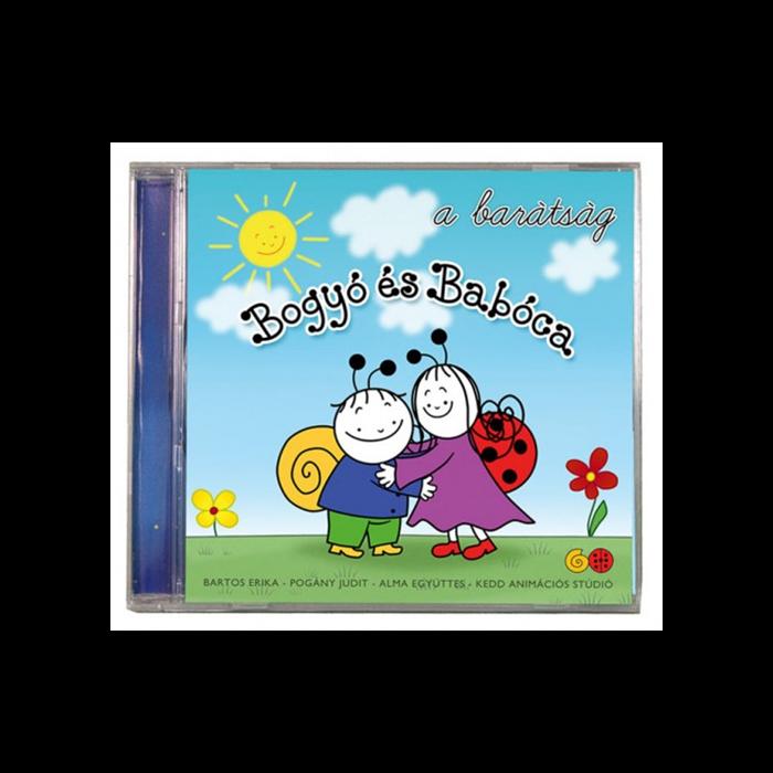 Bogyó és Babóca hangoskönyv - A barátság
