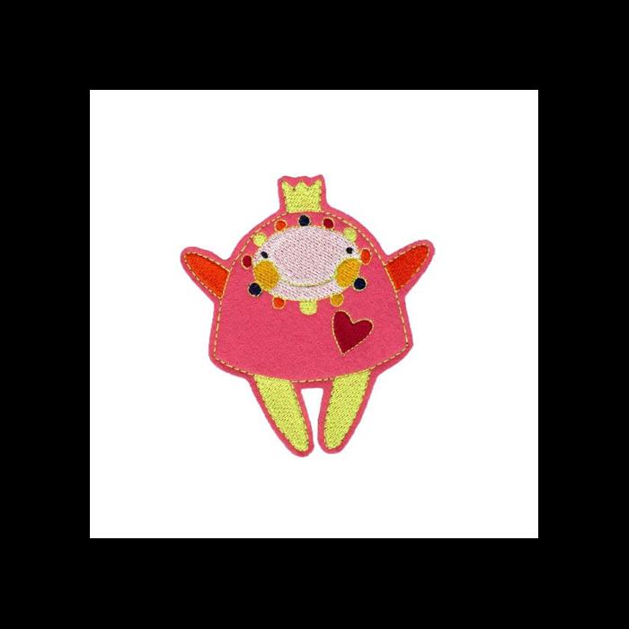 Hűtőmágnes - Manka (rózsaszín)