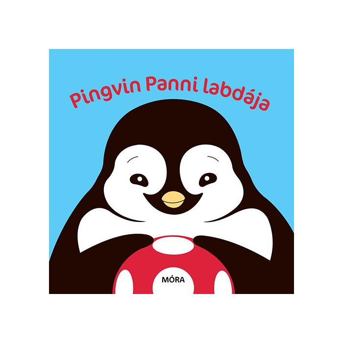 Pingvin Panni labdája - pancsolókönyv
