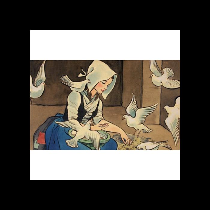 Diafilm - Hamupipőke / Cinderella