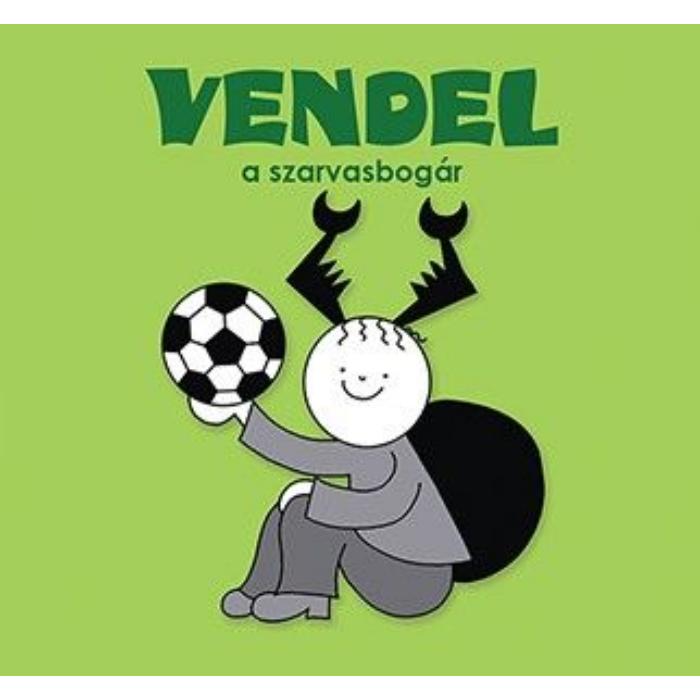 Bogyó és Babóca lapozó - Vendel, a szarvasbogár