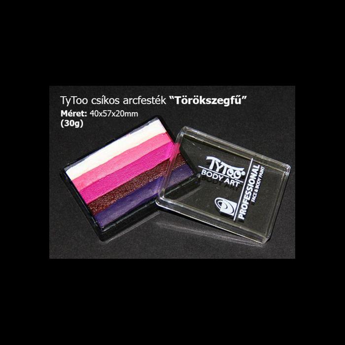 Tytoo - Arcfesték - 5 szín - Törökszegfű