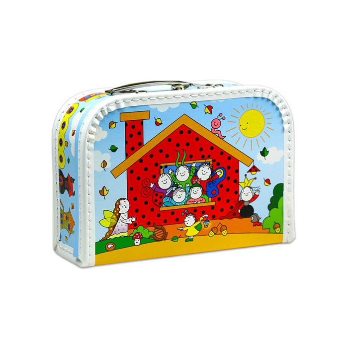 Bogyó és Babóca kisbőrönd - Bogyó és Babóca háza