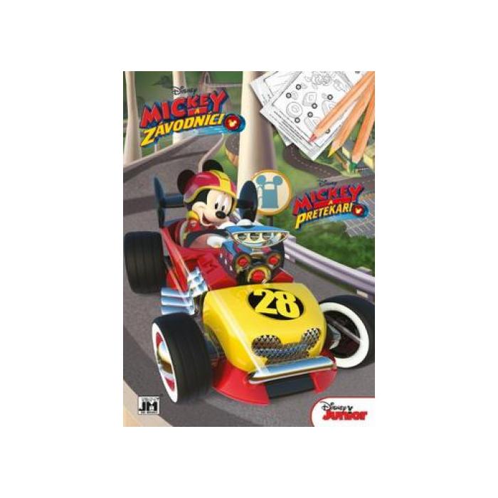 A4 színezőfüzet - Mickey Kifestő