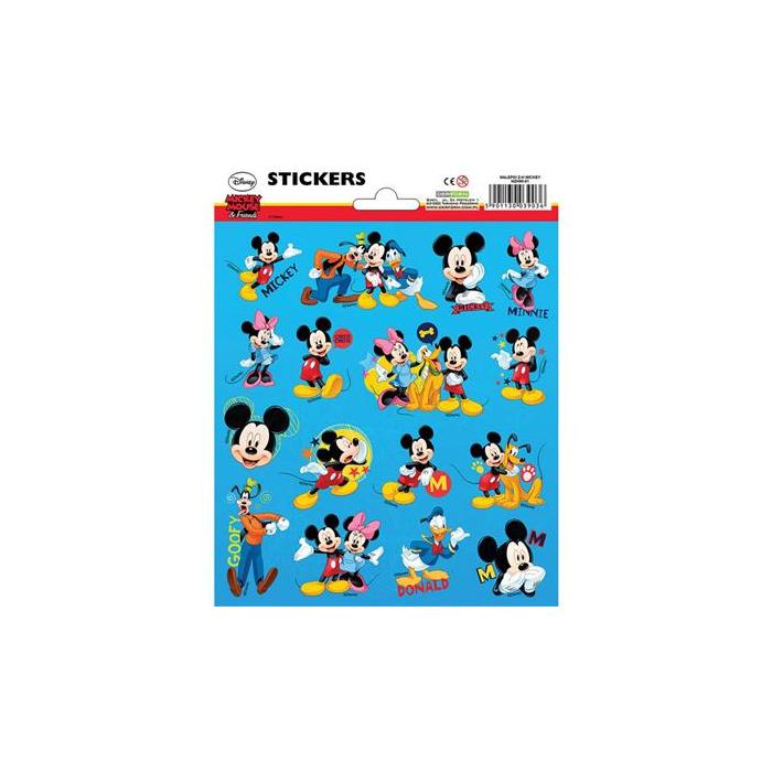 Minnie & Mickey - Matrica - 156 x 200