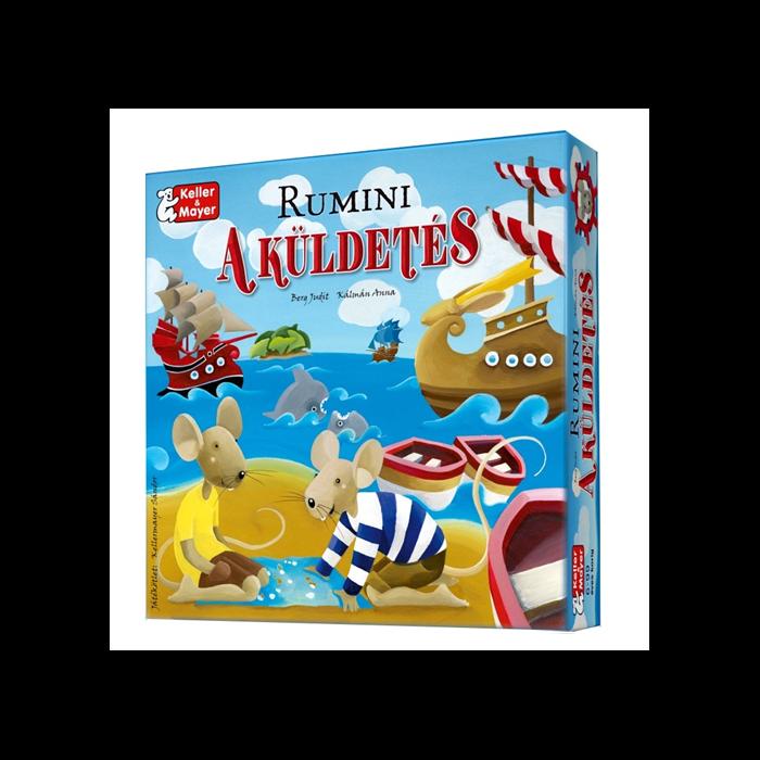 Rumini - A küldetés társasjáték